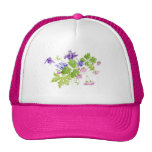Spring Flowers Trucker Hats