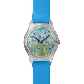 Spring Flowers Watch