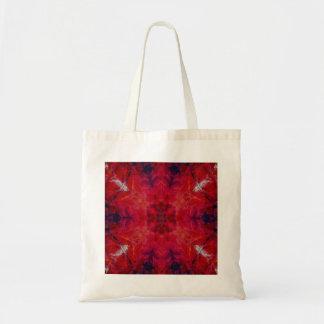 Spring Foliage Kaleido-Tote Tote Bag