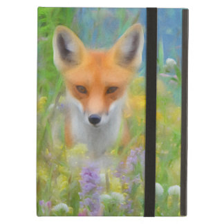 Spring Fox iPad Case