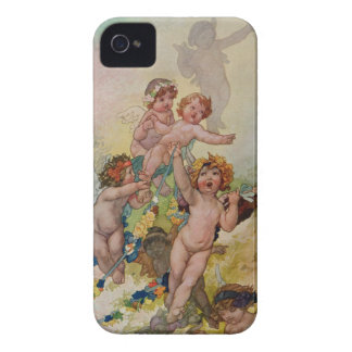 Spring from The Seasons iPhone4 Cases