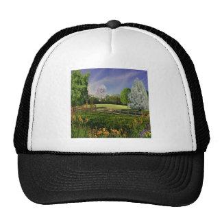 Spring Garden Trucker Hats