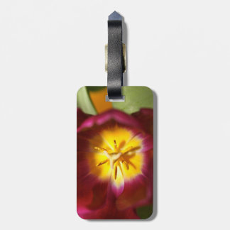 Spring Garden Inspired Luggage Tag