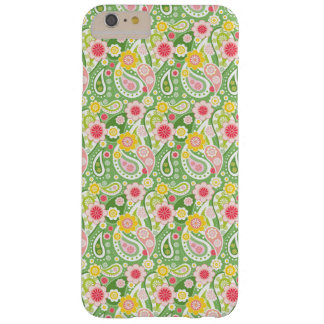 Spring Garden Paisley Barely There iPhone 6 Plus Case