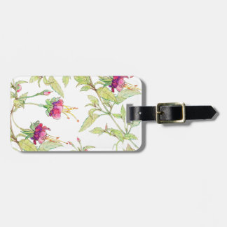 Spring Garden | Personalised Luggage Tags