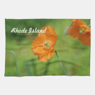 Spring Gardens Tea Towel
