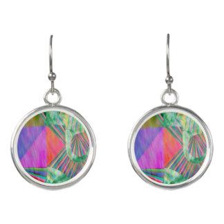 Spring Geomoetric Hanging Earings Earrings