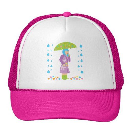 Spring Girl Trucker Hats