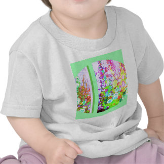 Spring Green Garde Art Gifts by Sharles Shirt