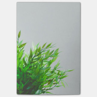 Spring Green Plant Nature Growing Gardening Post-it Notes