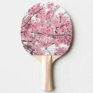 Spring Hanami Festival, Cherry Blossoms Ping Pong Paddle