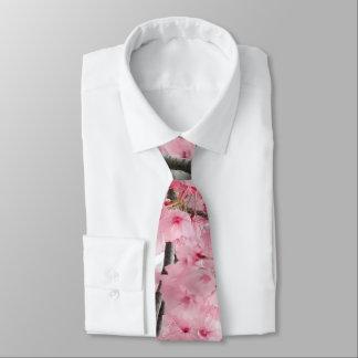 Spring Hanami Festival men's tie