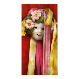 Spring - Harbinger of Spring Customised Photo Card