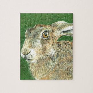 Spring Hare Jigsaw Puzzle