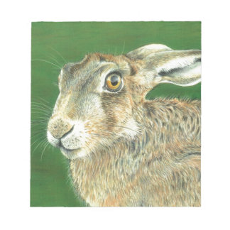 Spring Hare Notepad