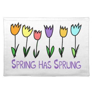 Spring has Sprung Placemat