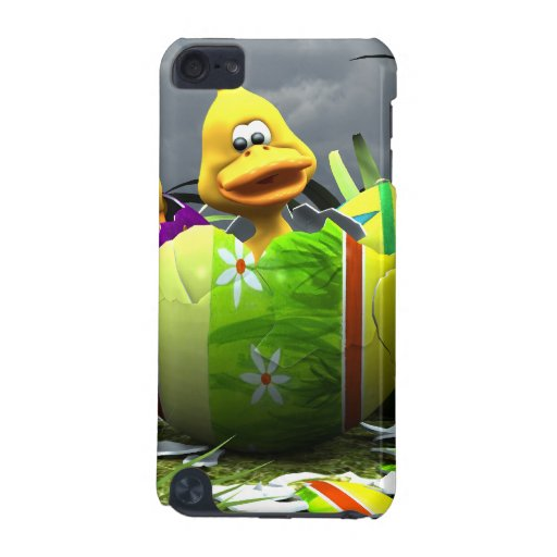 Spring Hatching iPod Touch 5G Covers