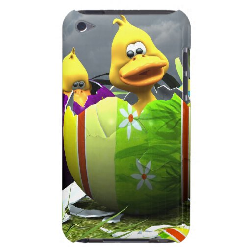 Spring Hatching Barely There iPod Covers