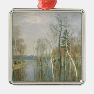 Spring, High Water, 1897 Christmas Ornament