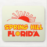 Spring Hill, Florida Mouse Pads