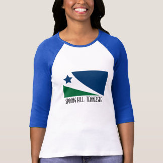 spring hill, SPRING HILL, TENNESSEE T-Shirt