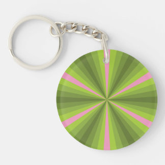 Spring Illusion Acrylic Keychain