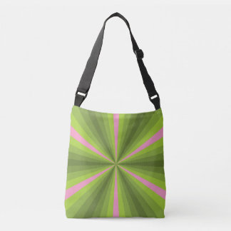 Spring Illusion All-Over-Print Bag