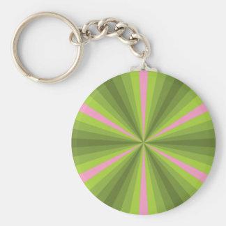 Spring Illusion Keychain