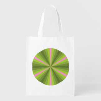 Spring Illusion Reusable Grocery Bag