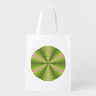 Spring Illusion Reusable Grocery Bag