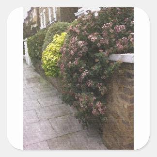 Spring in Camden Square Sticker
