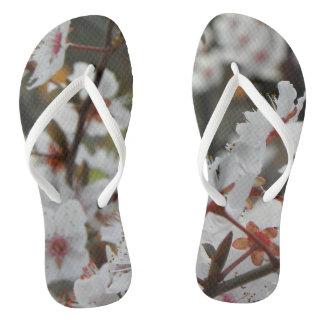 Spring in Canberra Flip Flops