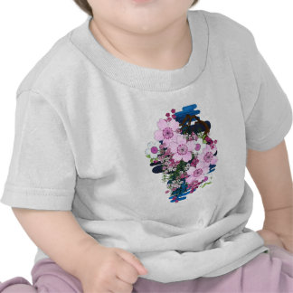 Spring in Japan - Cute and Girly Kimono Style T-shirts