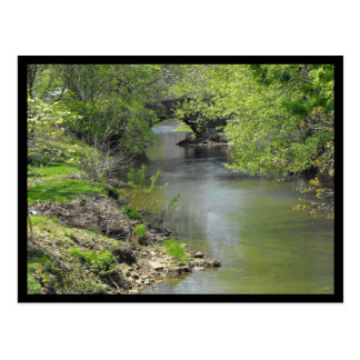~ Spring in Lancaster County ~ 49 Postcard