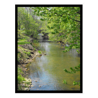 ~ Spring in Lancaster County ~ 53 Postcard