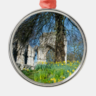Spring in Museum Gardens Christmas Ornament
