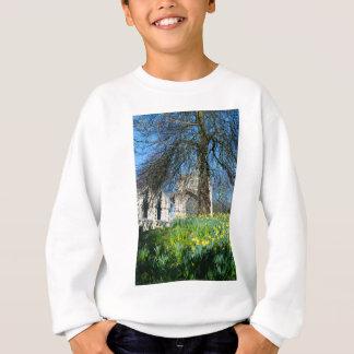 Spring in Museum Gardens Sweatshirt