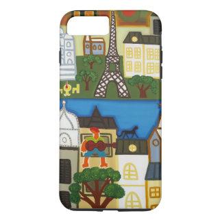 Spring in Paris 2006 iPhone 8 Plus/7 Plus Case
