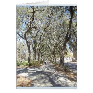 Spring in Savannah Card