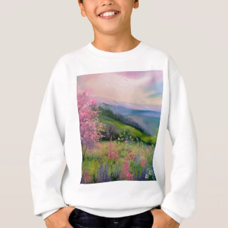 Spring in the Carpathians Sweatshirt
