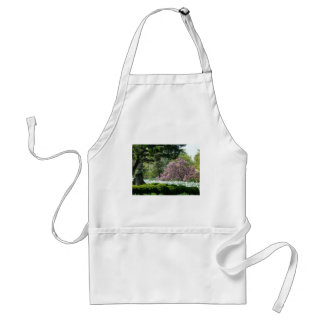 Spring in the Park Standard Apron