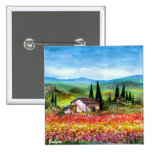 SPRING IN TUSCANY BADGES