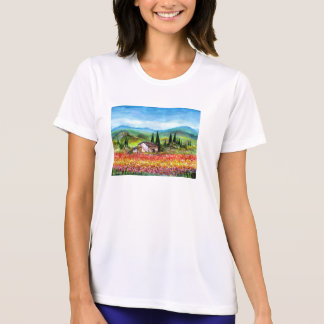 SPRING IN TUSCANY T-Shirt