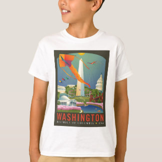 Spring in Washington D.C. T-Shirt
