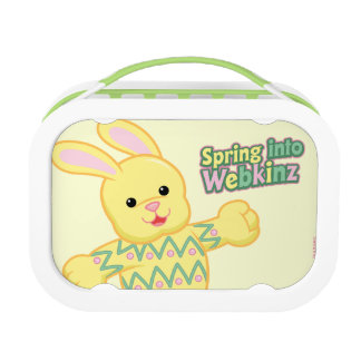 Spring Into Webkinz! Lunch Box