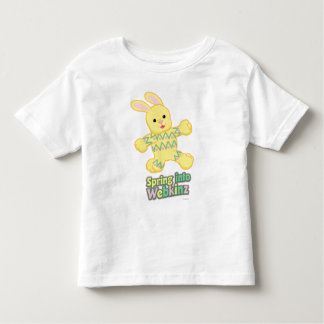 Spring Into Webkinz! Toddler T-Shirt