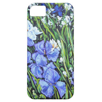 SPRING IRISES CASE FOR THE iPhone 5