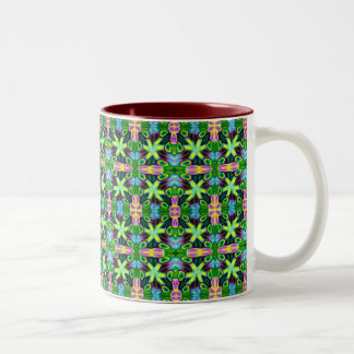 Spring Jubilee 11 oz Two-Tone Mug
