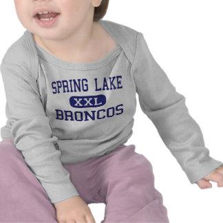 Spring Lake Broncos Middle Spring Lake T Shirts