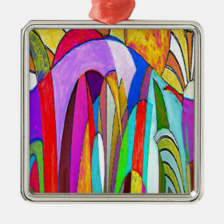 Spring Landscape Christmas Ornament